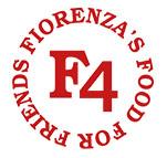 f4 logo red